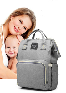 Large Capacity Baby Diaper Bag - Peril