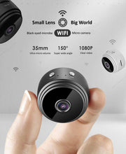 Load image into Gallery viewer, WiFi 1080P HD Night Vision Wireless Camera - Peril