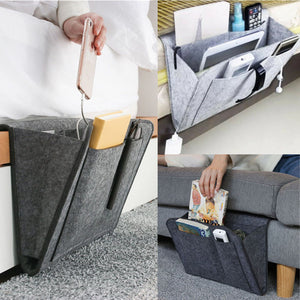 Sofa Bedside Felt Storage Bag - Peril