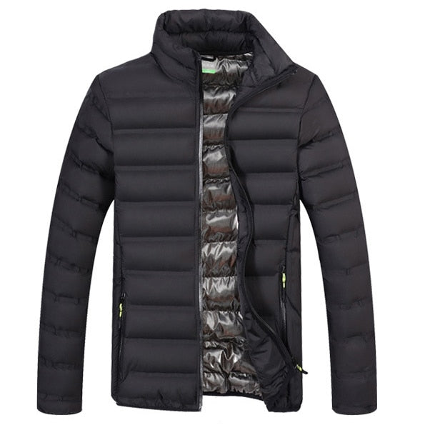 Men's Light Windbreaker Winter Jacket - Peril