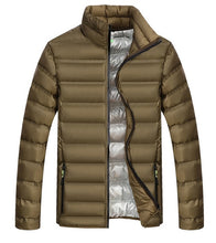 Load image into Gallery viewer, Men's Light Windbreaker Winter Jacket - Peril