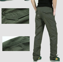 Load image into Gallery viewer, Waterproof  Tactical Cargo Pants - Peril