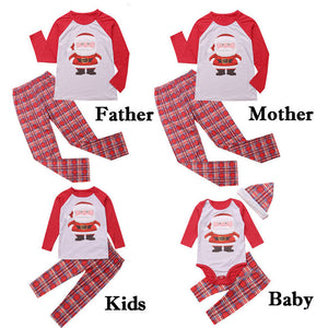 Family Christmas Pajamas Set - Peril