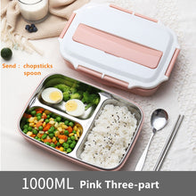 Load image into Gallery viewer, Stainless Steel Food Container Lunch Box - Peril