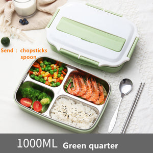Stainless Steel Food Container Lunch Box - Peril