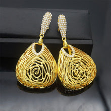 Load image into Gallery viewer, Gold Plated Earrings - Peril