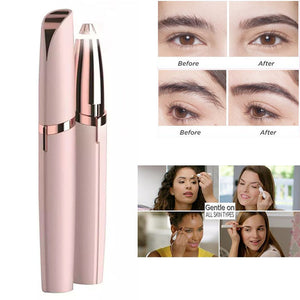 Mini Electric Eyebrow Trimmer - Peril