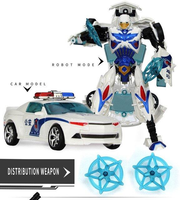 Transformation Cars and Robot Toys - Peril