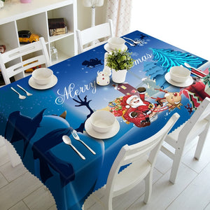 New Year Christmas Table Covers - Peril