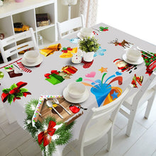 Load image into Gallery viewer, New Year Christmas Table Covers - Peril