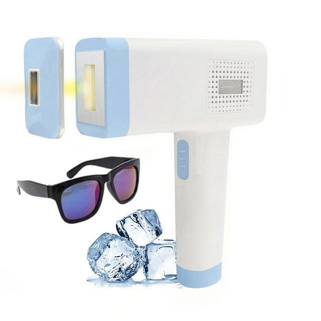400000 Flash Light ICE Cold IPL Laser Epilator - Peril