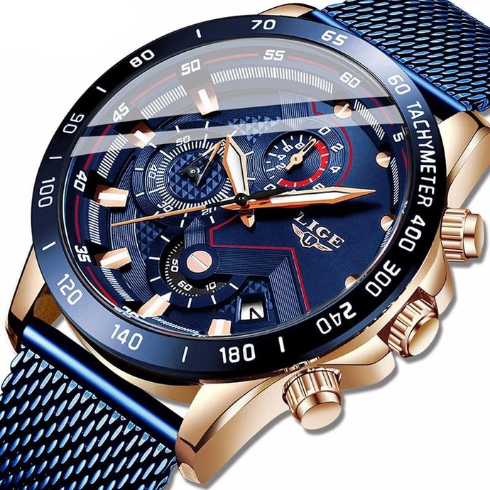 Waterproof Sport Chronograph Watch For Men - Peril