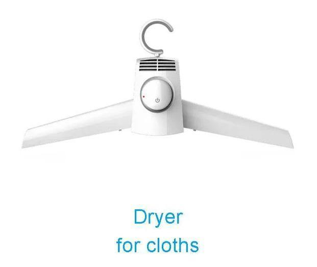Clothing Drying Folding Hanger - Peril