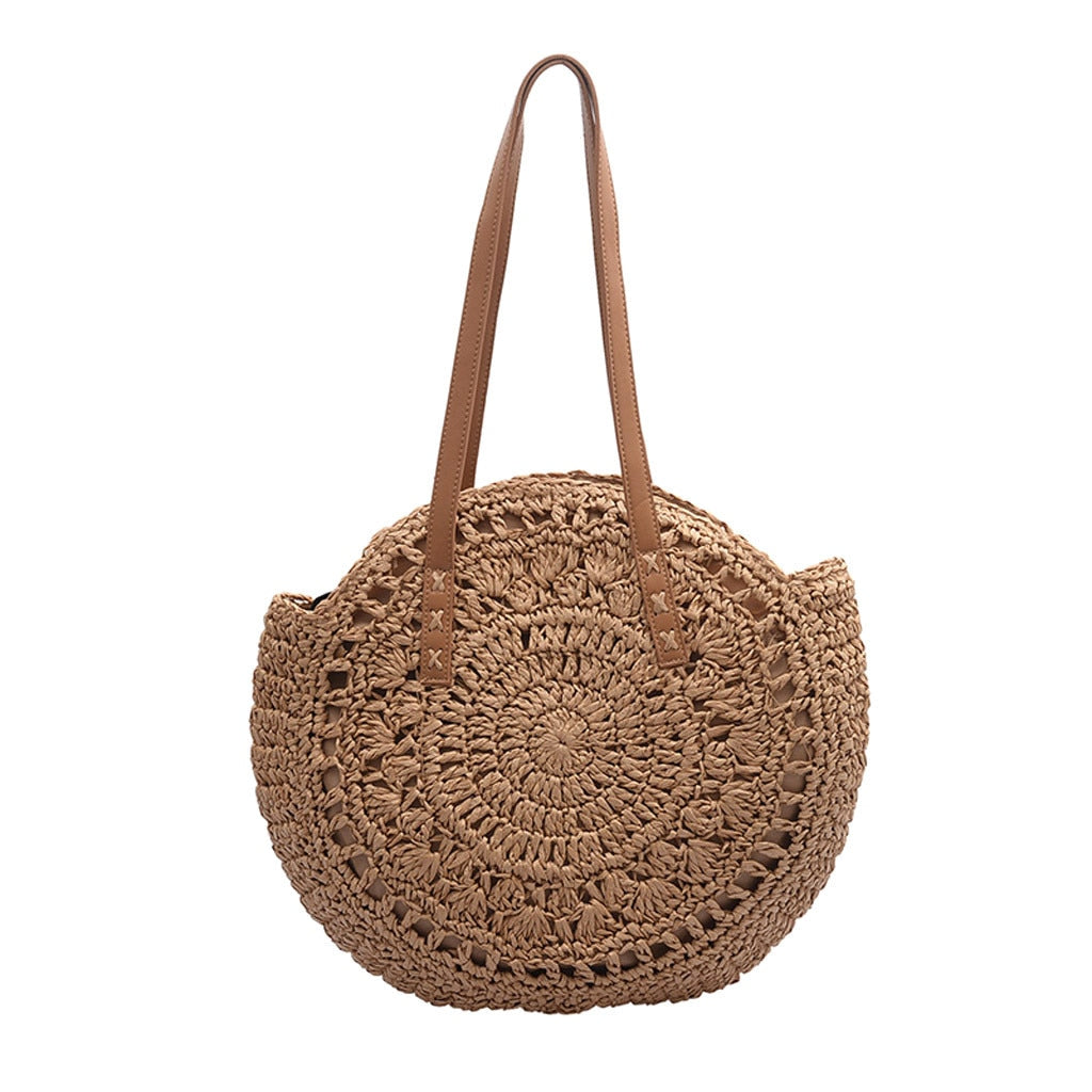 Women Hollow Handmade Messenger Crossbody Bags - Peril