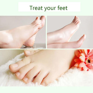 3 pairs Exfoliating Foot Masks - Peril