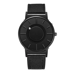 Waterproof Titanium Watch  With Mesh Strap - Peril