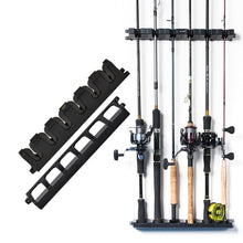 Load image into Gallery viewer, Fishing Rod Storage Rack Fishing Pole Stand Holder Bracket - Peril