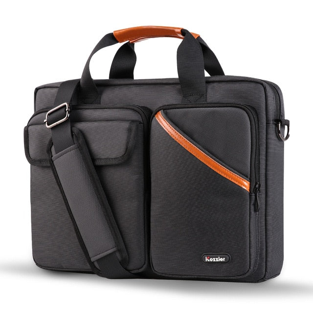 Multi-pocket Large Capacity Shoulder Bag - Electronic Accessories Organizer Case - Peril