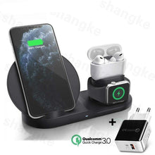 Load image into Gallery viewer, 3 in 1 Wireless Charger - Peril