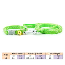 Load image into Gallery viewer, 2 pieces Pet Collar Leash - Peril