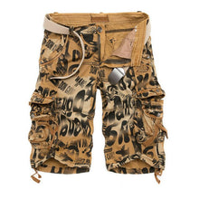 Load image into Gallery viewer, Men Casual Camouflage Cargo Short - Peril