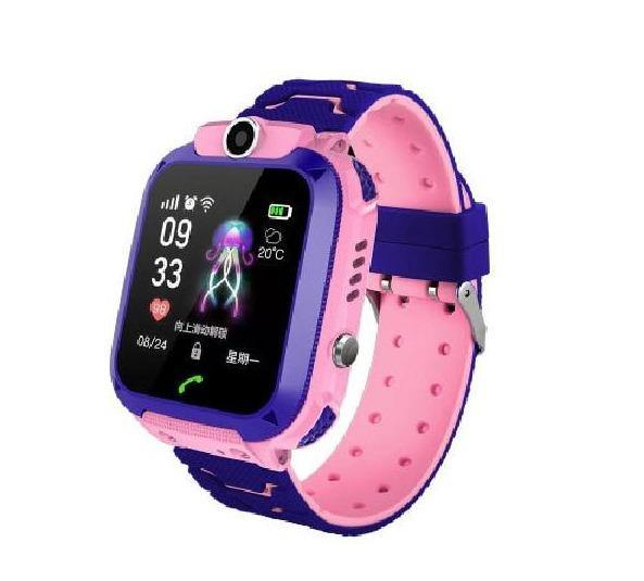 Children's Waterproof Smart Watch