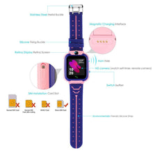 Load image into Gallery viewer, Children's Waterproof Smart Watch - Peril