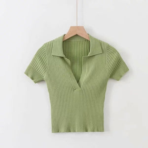 Summer Vintage Polo Shirts