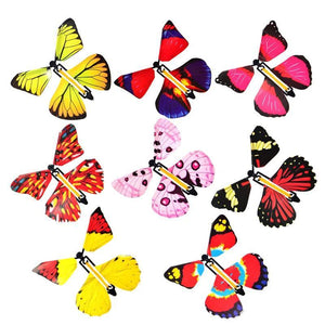 5 pcs Magic Flying Butterfly - Peril