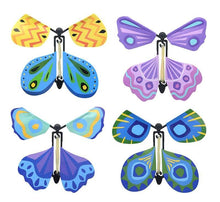 Load image into Gallery viewer, 5 pcs Magic Flying Butterfly - Peril