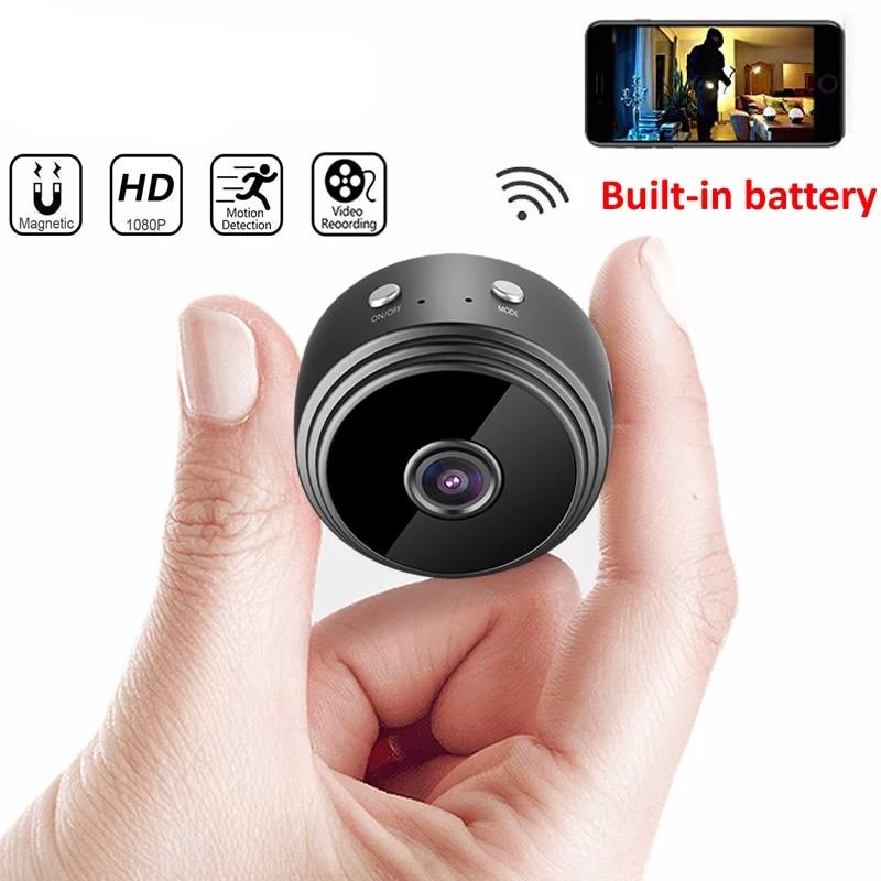 WiFi 1080P HD Night Vision Wireless Camera - Peril