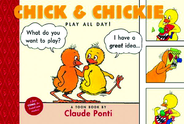 CHICK AND CHICKIE IN PLAY ALL DAY HC