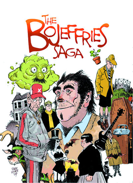BOJEFFRIES SAGA GN (MR) (C: 1-0-2)