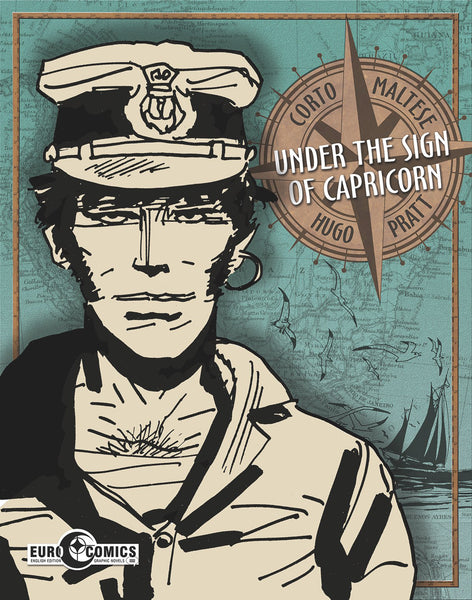 CORTO MALTESE GN UNDER THE SIGN OF CAPRICORN