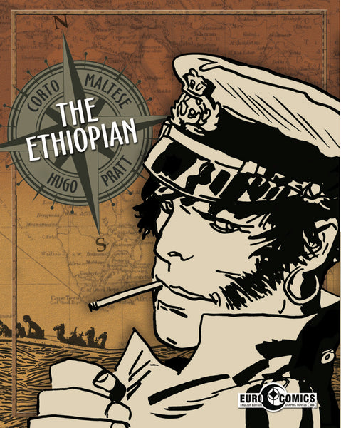 CORTO MALTESE GN THE ETHIOPIAN