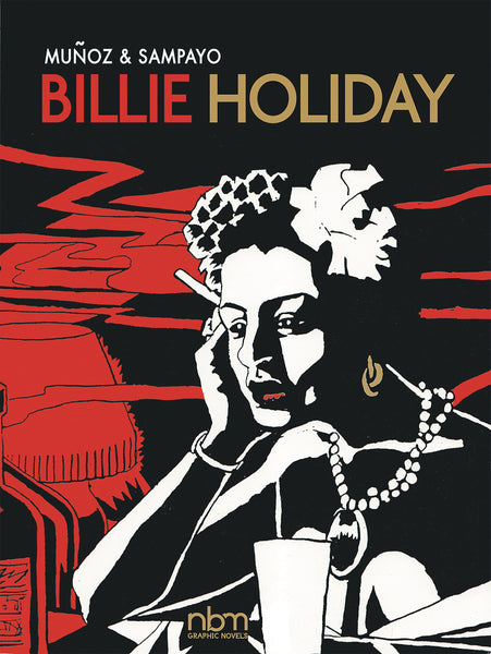 BILLIE HOLIDAY HC