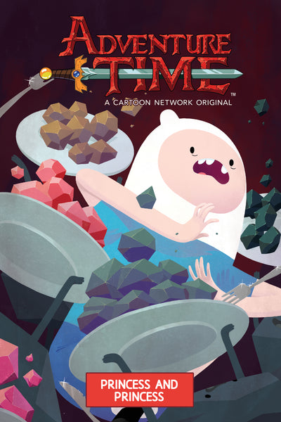 ADVENTURE TIME ORIGINAL GN VOL 11 PRINCESS & PRINCESS