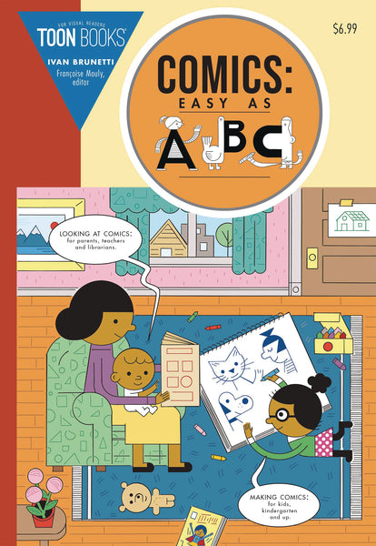 COMICS EASY AS ABC HC
