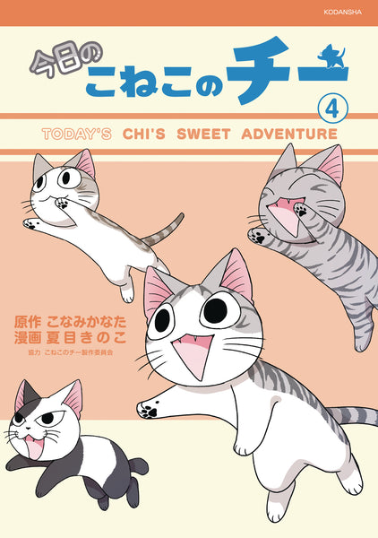 CHI SWEET ADVENTURES GN VOL 04