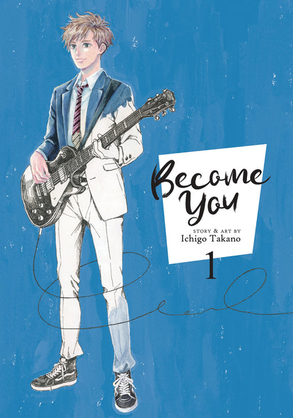 BECOME YOU GN VOL 01