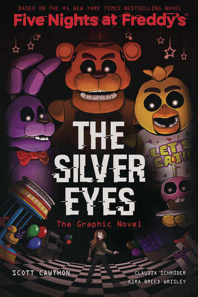 FIVE NIGHTS AT FREDDYS HC GN VOL 01 SILVER EYES