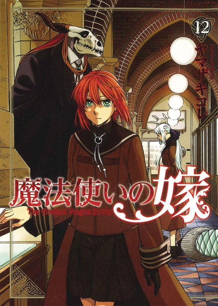 ANCIENT MAGUS BRIDE GN VOL 12