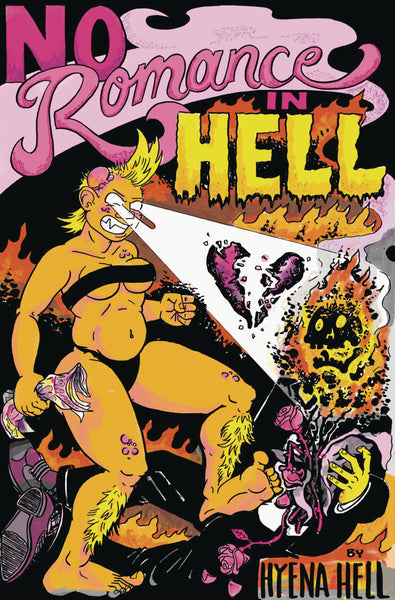 NO ROMANCE IN HELL GN (MR)
