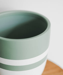 Seafoam Pot Collection