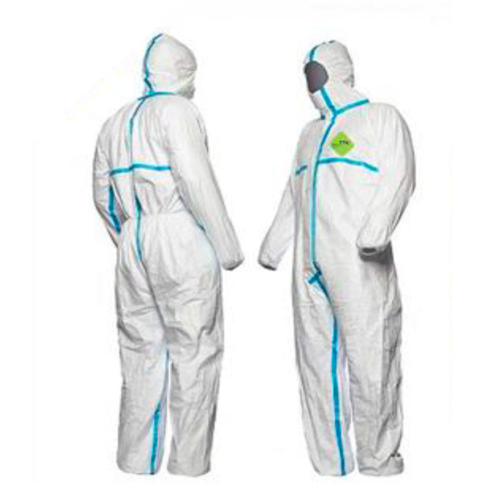 Isolation Coverall Suit (PTFE) - TTK (Each)