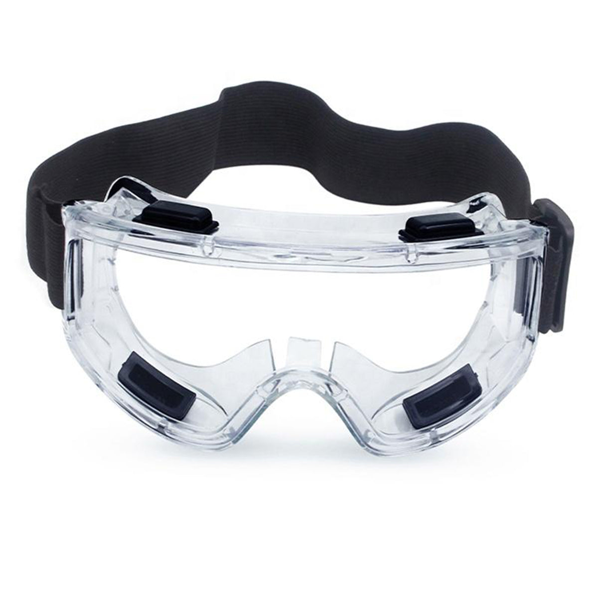 Front facing product image of Retsing ski goggle style-safety goggles.