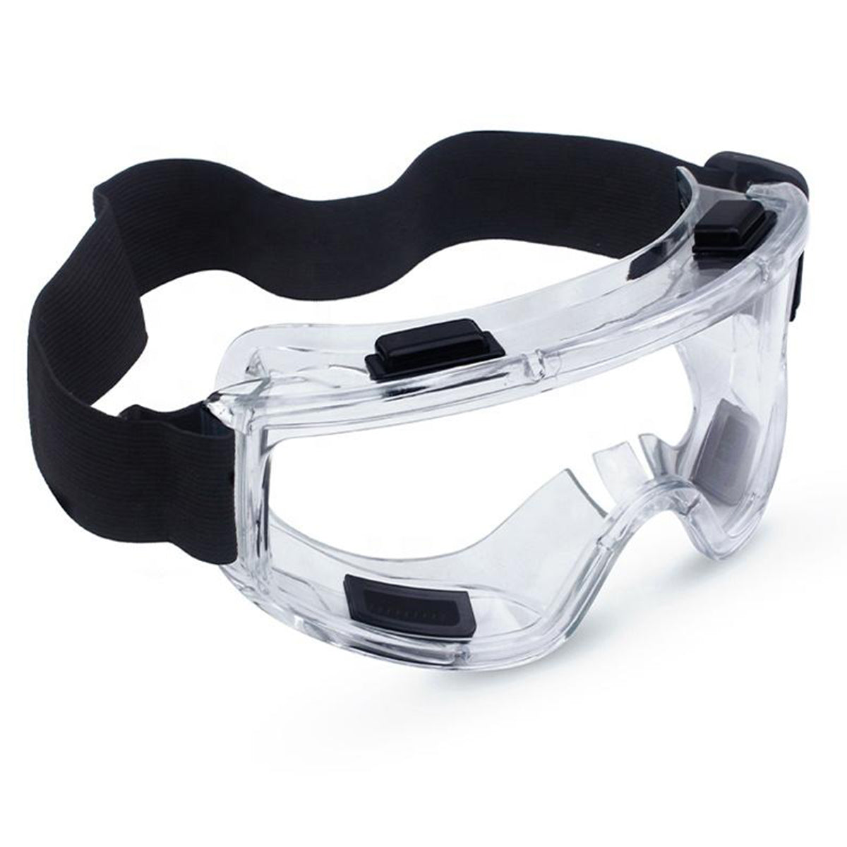 Left side profile product image of Retsing ski goggle style-safety goggles.