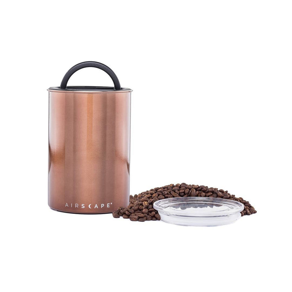 Airscape Classic Stainless Steel Canister