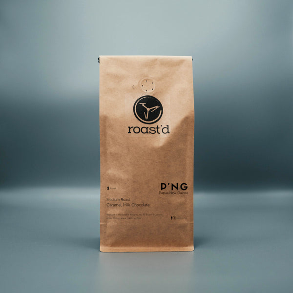 P'NG - Papua New Guinea - Medium Roast