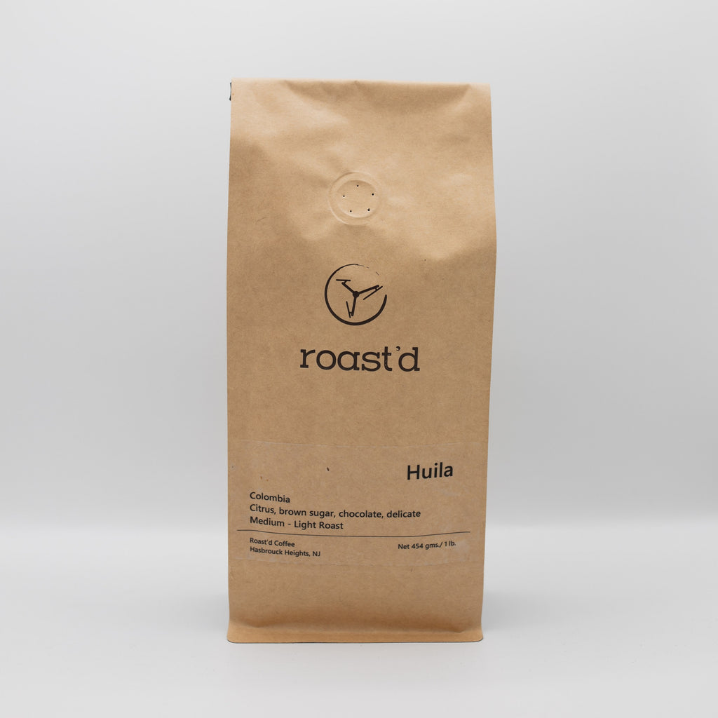 Huila - Colombia - Medium Light Roast